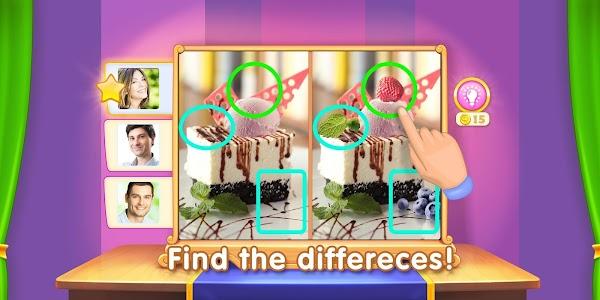 Differences online – Spot IT 1.35.260