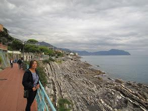 Photo: The Italian Sea Port of Nervi