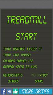 Treadmill simulator 10