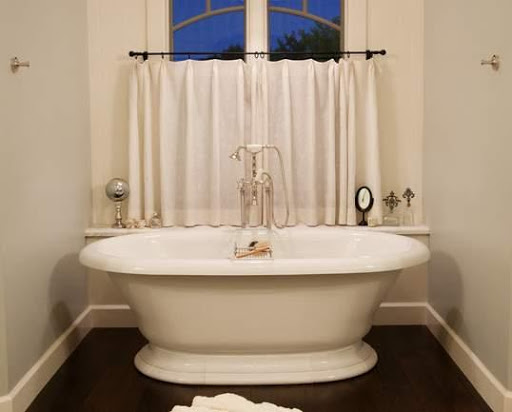 浴缸設計理念