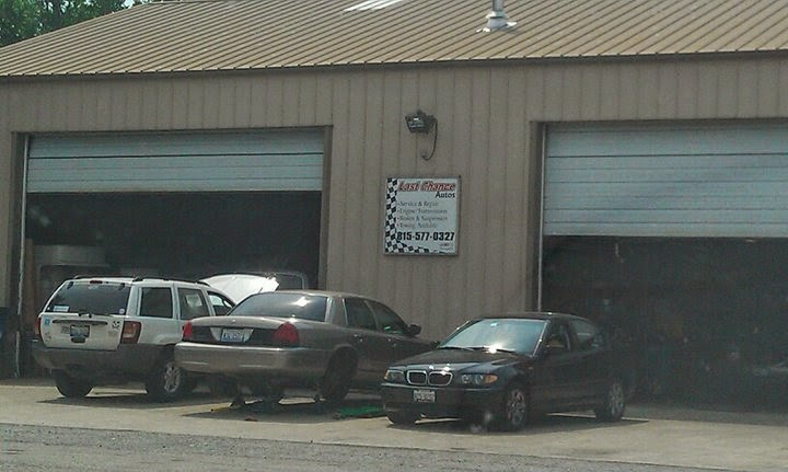 Photo: Last Chance Auto Repair For Cars Trucks Plainfield, IL. Need an auto repair service shop that you can trust plus afford? Are you looking for a new auto repair shop to go to? Are you getting sick of the run around? Last Chance Auto Repair is here for you and your vehicle service needs. Family owned, priced right. You brake it, we'll fix it, a-z. Call 24-7. www.LastChanceAutoRepairs.com