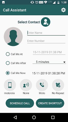 Call Assistant - Fake Call 4.8 screenshots 5