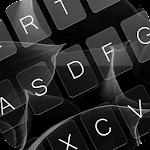 GO Keyboard Black Elegant