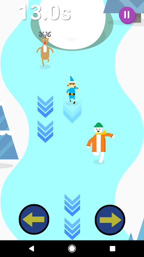 Google Santa Tracker screenshot 7