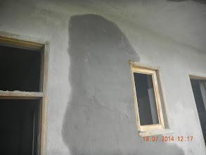Photo: First Floor- is this too Rain Water Seeping? - D-41, GNOIDA, Built by Nanak Builders, Mr. Virender Batra