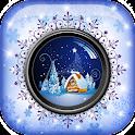 Christmas Photo Art Frames icon