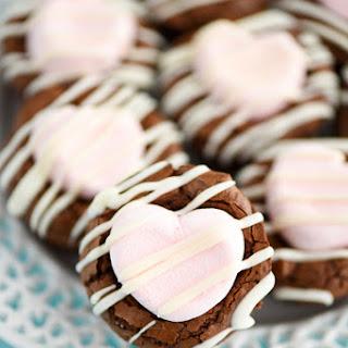 Marshmallow Brownie Bites