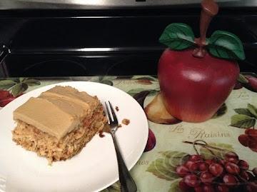 Autumn Surprise Cake Recipe