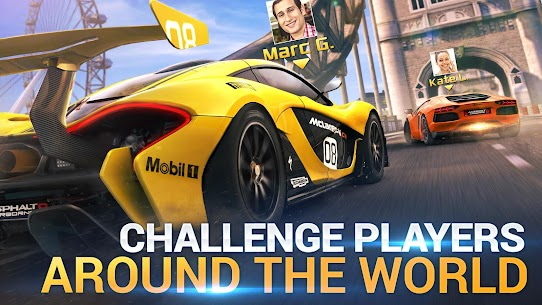 Asphalt 8 Airborne MOD APK (Unlimited Money) 4