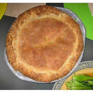 Pesto Pie