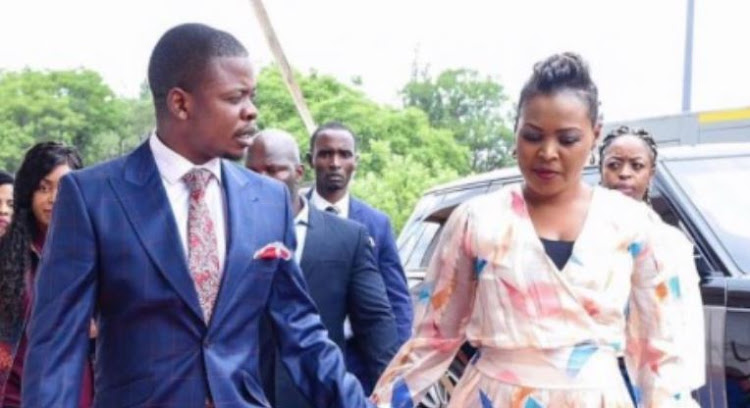Shepherd Bushiri and his wife Mary who, after being granted R200,000 bail by the Pretoria magistrate's court in their money laundering and fraud case, have allegedly fled to their home country Malawi. Their bail conditions prevented them from leaving SA.