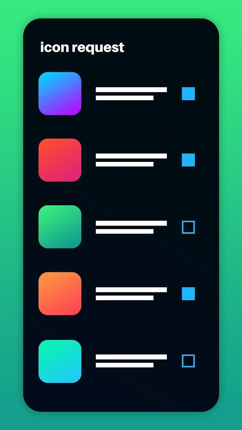 Nova Icon Pack - Rounded Square Icons Screenshot 5