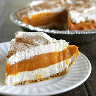 Chai Cream Pumpkin Pie
