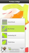 ArtRage Oil Painter Free - screenshot thumbnail 03