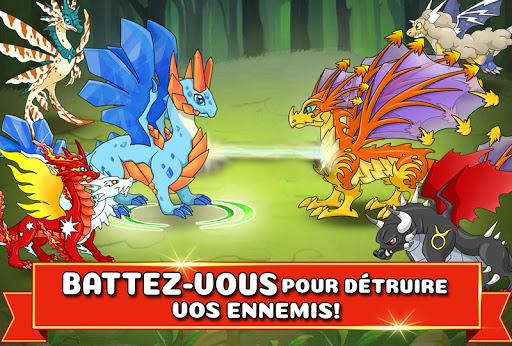 Dragon Battle  astuce 2