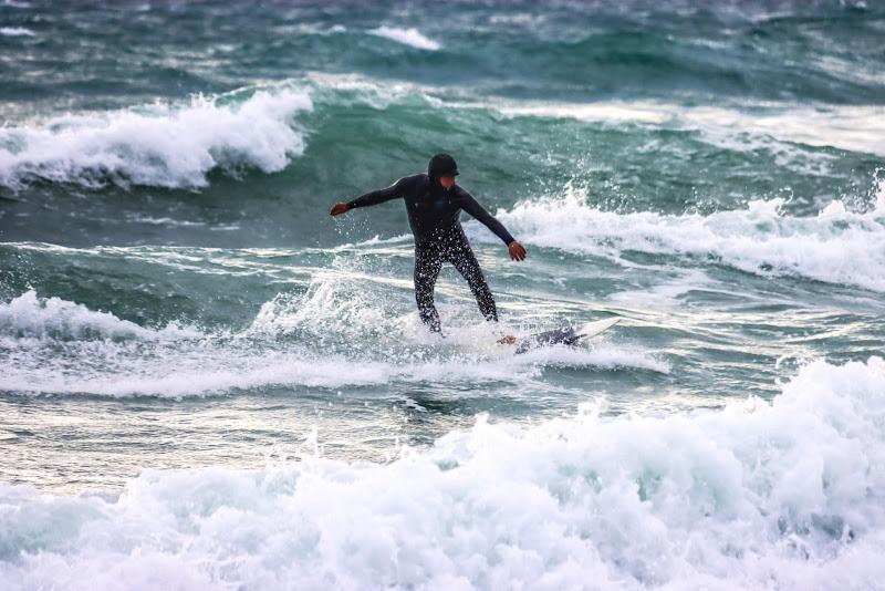 L'hobby del surf  di Capirizzo