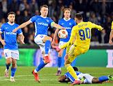 Friable défensivement, Genk coule face au Dinamo Zagreb