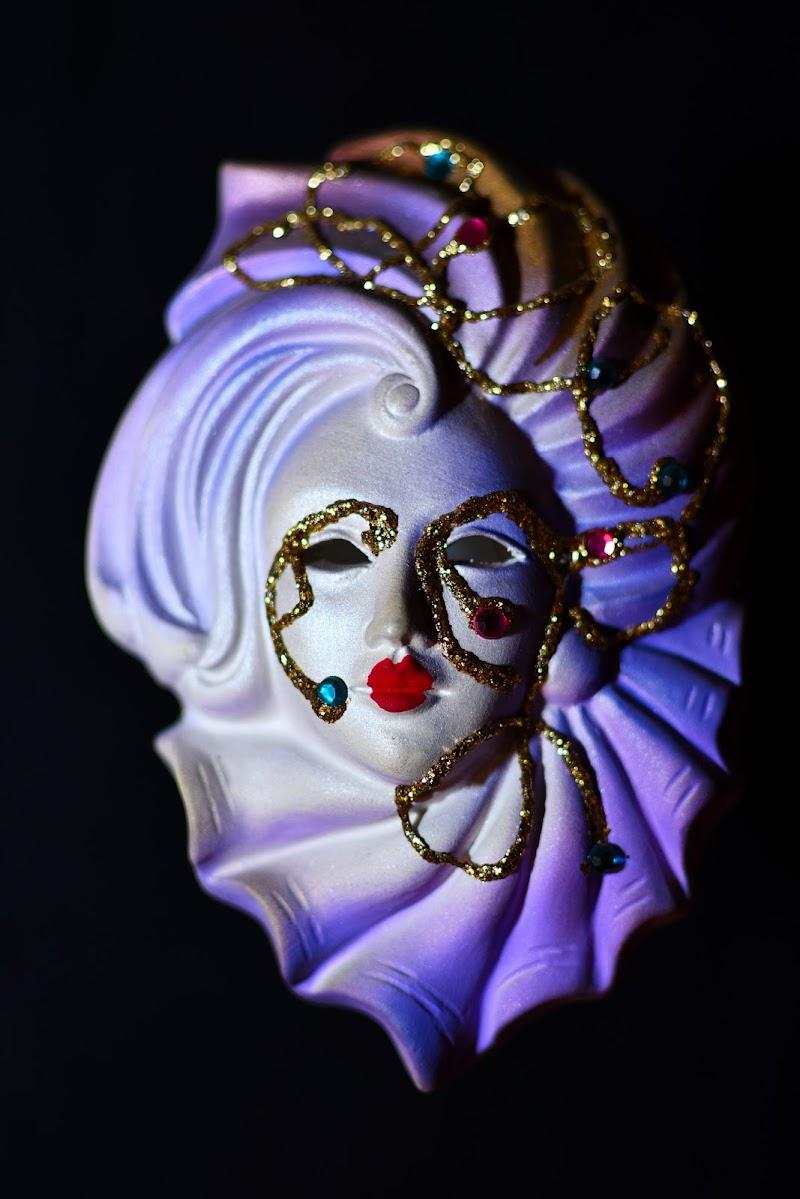 Carnevale di porcellana di dadoo