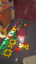 Photo: Junior Infants - Construction
