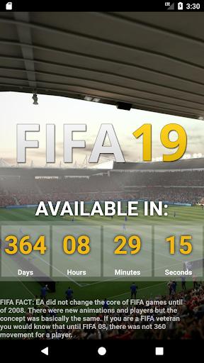 Countdown to FIFA 19 1.4 screenshots 2