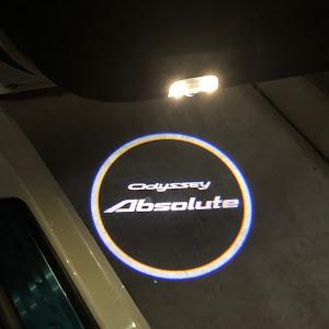 オデッセイ RB1 後期 アブソルートのランプのカスタム事例画像 Odyssey24さんの2019年01月16日19:30の投稿