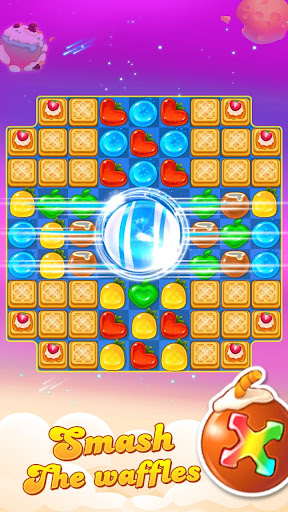 Tasty Treats Blast - A Match 3 Puzzle Games  screenshots 2