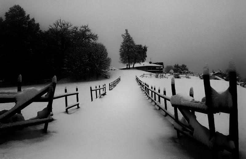 linee invernali di Karolinak
