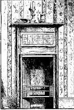 Photo: 1878 bedroom fireplace
