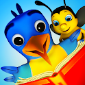 Story Jungle: 360° Interactive Stories for Kids icon