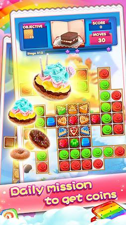 Cookie Crush Tasty Tour 1.1 screenshot 2092415