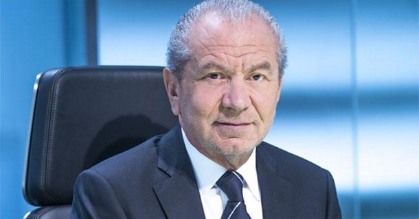 Lord Alan Sugar: I made Piers Morgan a TV success