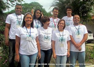 Photo: GED RIO no encontro de Jovens Cursilhistas 2015 do Regional Leste I - Nova Iguaçu; 20 à 22 de Março de 2015