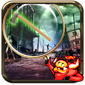 Zombies New Hidden Object Game