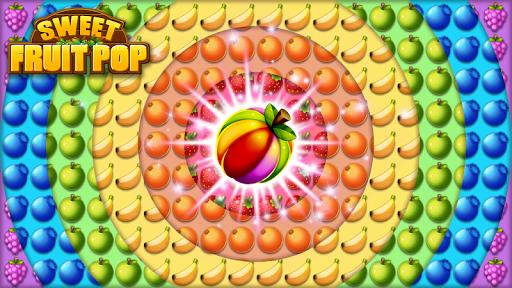 Sweet Fruit POP : Match 3 Puzzle apkmr screenshots 9