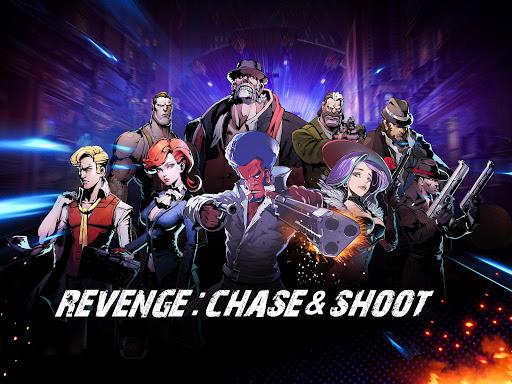 Code Triche Revenge : Chase & Shoot APK MOD screenshots 1