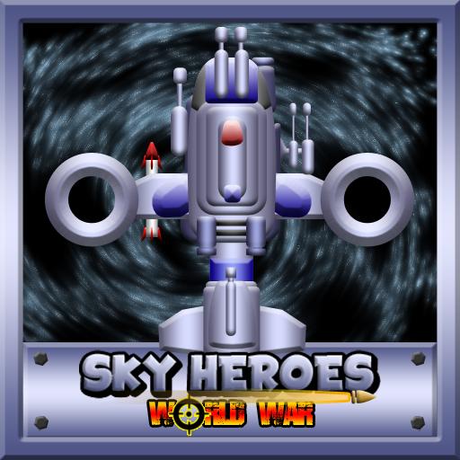 Sky Heroes - World War (game)
