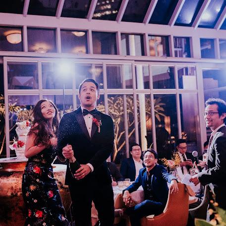 Wedding photographer Sam Leong (SamLeong). Photo of 11.03.2018