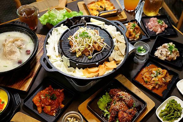 BINGU BINGU 빙글賓屋韓國食堂。最便宜只要295元,中壢韓式銅盤烤肉無限量吃到飽,近50道菜色任你挑!