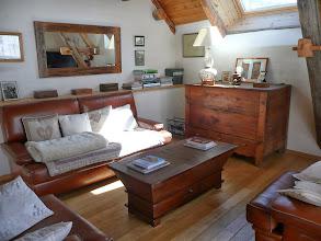 Photo: Appartement 1 - Le salon