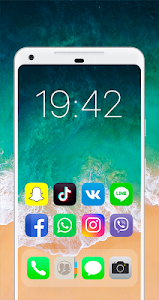 iOS 12 - icon pack 1.0.3 (Patched)