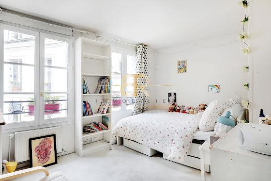 Vente duplex 3 pièces 90 m2