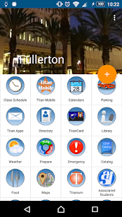 iFullerton- screenshot thumbnail