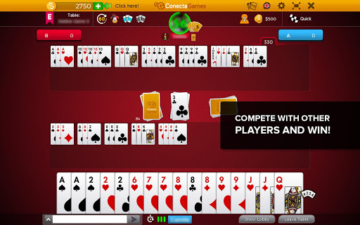 Hand and Foot Canasta android2mod screenshots 18