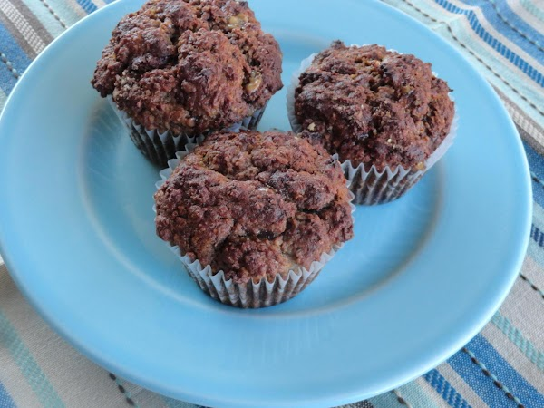 Banana (health-)nut Muffins Recipe