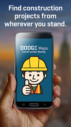 Construction Nearby Dodge Maps