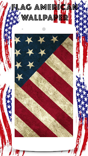 Flag American Wallpaper
