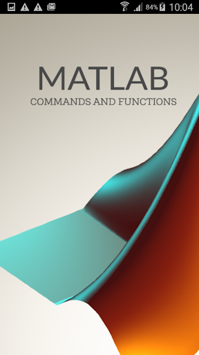 MATLAB Commands and Functions