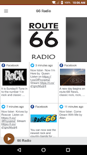 66 Radio- screenshot thumbnail