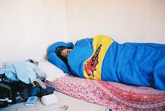Photo: Jule schläft aber lieber noch ein bischen
