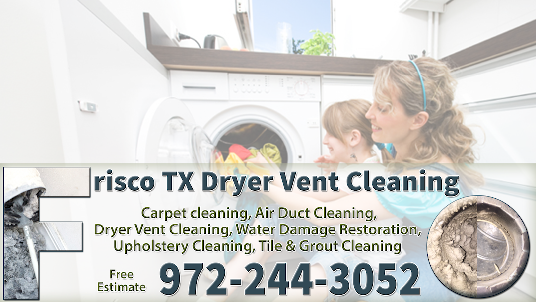 Frisco Tx Dryer Vent Cleaning Washer Dryer Repair Service In Frisco